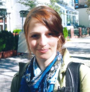 Teammitglied: SEO Manager Paula Nitsch